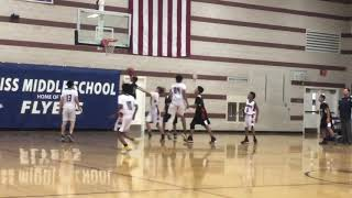 C.Irby Tarkanian middle school vs Cram