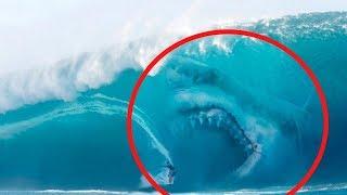 The Meg Official Trailer #3 (2018) Jason Statham, Ruby Rose Megalodon Shark Movie HD