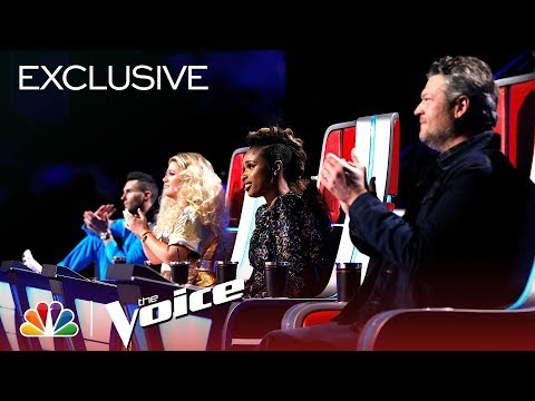 Adam, Blake, Jennifer and Kelly Perform with Their Teams - The Voice 2018 (Digital Exclusive)