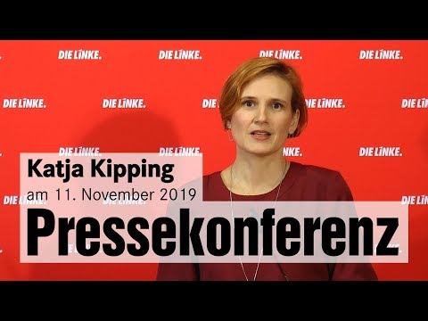 Katja Kipping: Groko durch neue linke Mehrheiten ablösen