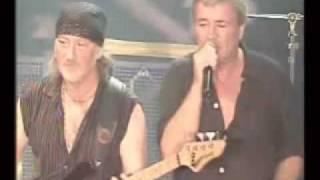 Deep Purple Silver Tongue