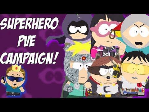 🔴 Super Hero Theme PvE Campaign Part 3! - South Park Phone Destroyer