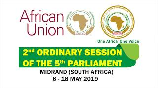 Prof. Dr. Md Habibe Millat, MP | Pan African Parliament | IPU Resolution | UHC | 14 May 2019