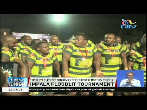 Top Kenya Cup sides confirm entries for next month's rugby tourney