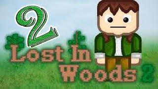 Lost In Woods 2 #2 Выжили первую ночь