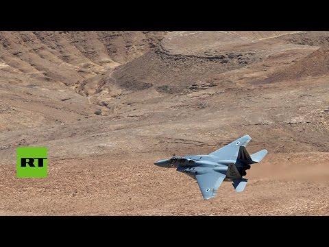 Rusia convoca al embajador de Israel por los ataques aéreos cerca de Palmira