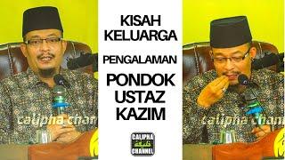 Dato Ustaz Kazim Elias - KISAH RUMAHTANGGA SEKARANG