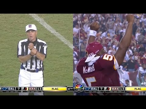 10 Game Changing Penalties that Altered NFL History Forever