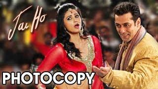 Photocopy Song JAI HO Salman Khan, Daisy Shah - YouTube