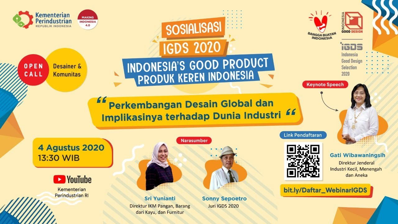 Perkembangan Desain Global & Implikasi Terhadap Dunia Industri (Part 2)