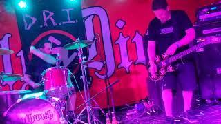 """"""" Abduction"""" D.R.I. (live 5/20/2018)"""