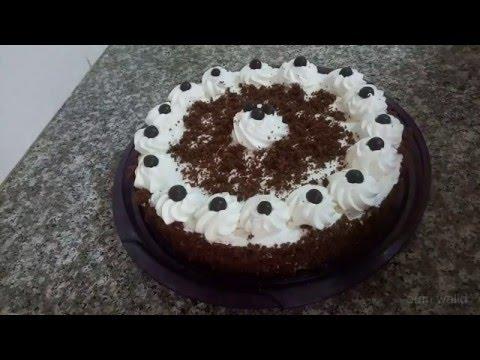 شهيوات ام وليد كيكة عيد ميلاد - mamiz online  ماميز اون لاين