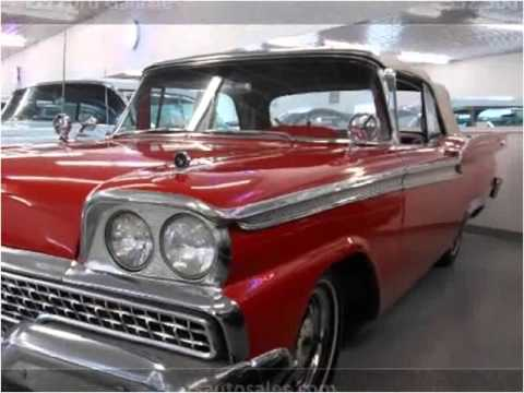 Video of '59 Galaxie - KGYA