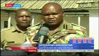 Washukiwa wawili wakamatwa na Polisi baada ya oparesheni ya kusakwa huko Molo, kaunti ya Nakuru
