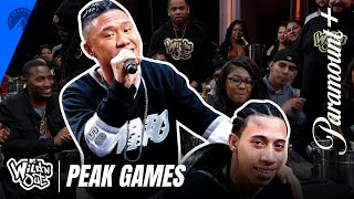 Peak Games: Family Reunion Edition 👋 Wild 'N Out