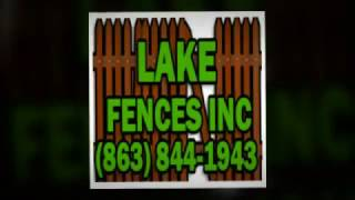 Lake Fences INC, Fences Installations In PASCO County FL