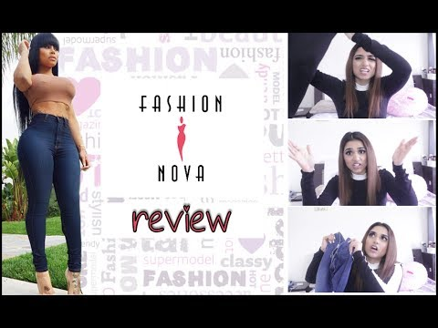 FASHION NOVA REVIEW!!!| Classic high waist jeans, Klum jeans, Smarty pants
