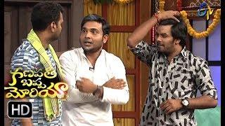 Sudigaali Sudheer Team Performance   Ganapathi Bappa Morya   25th August 2017  ETV Telugu