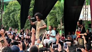 FOURTWNTY ZONA NYAMAN Live At Sman 7 Bandar Lampung (30-09-2018)