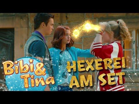 Bibi & Tina - Hexerei am Set JETZT IN ECHT Kinofilm DVD SPECIAL