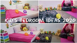 Kids Bedroom Ideas 2020 | Create A Room Comfortable For Kids  | Children Room Decoration Ideas |