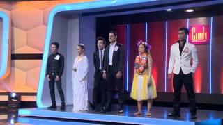 NGƯỜI BÍ ẨN 2015 | ODD ONE IN VIETNAM - TẬP 2 - NGÔ KIẾN HUY & THANH HẰNG -FULL HD (22/3)