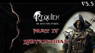P14 - Level 44 - Labyrinthian - Let's play Archer Skyrim Requiem