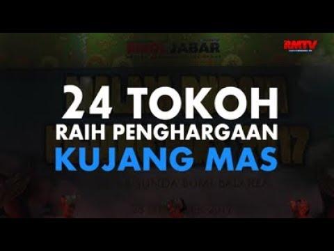 24 Tokoh Raih Penghargaan Kujang Mas
