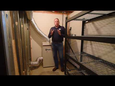 Protect Your Basement with a SaniDry...