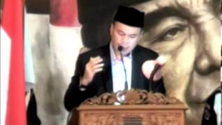 Romy H R M Soekarno Dan Bpk KH Hasyim Muzadi Bicara Tentang Pancasila