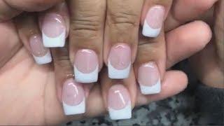Chia Sẻ Kinh Nghiệm Đắp Pink and White - Phong Tran Art