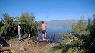 Озеро кинерет рыбалка