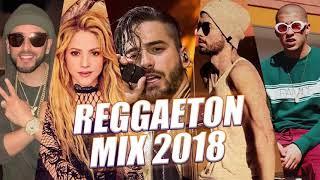 Reggaeton 2018 Shakira, Nicky Jam, Daddy Yankee, Maluma Wisin, Ozuna, Yandel, Becky G1