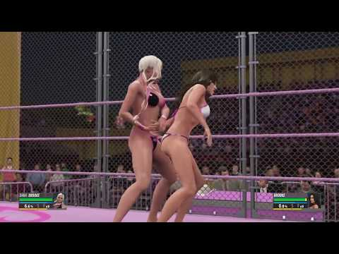 DIVAS FULL NAKED FIGHT- FULL NAKED MATCH, WATCH OUT