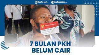 7 Bulan PKH Tidak Cair, Mama-mama Papua Datangi Kantor Wali Kota Sorong: Dorang Mau Makan Apa