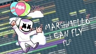 Gambar cover Marshmello - Fly ft  Leah Culver (Original Mix) (Full remake + flp)