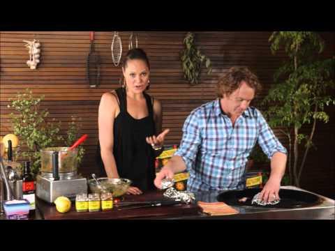 Heat Beads® GCBC Chermoula Veal Cutlets BBQ Recipe