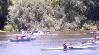 preview picture of video 'PRIMER FECHA FEDERAL DE CANOTAJE 2013'