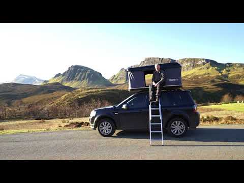 TentBox Roof Tent | Review Video