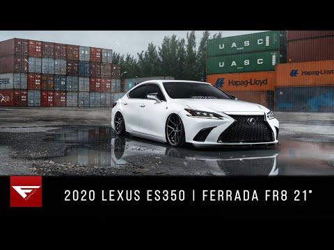 "2020 Lexus ES350 | 21"" NOW AVAILABLE | Ferrada FR8"