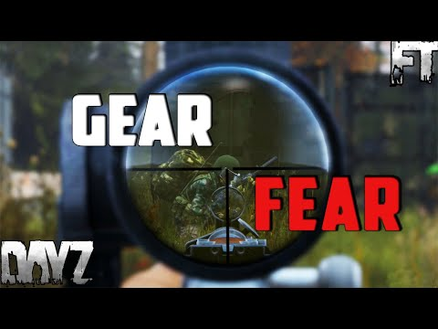 Dayz Gear Fear - What means more, your gear or your character ?