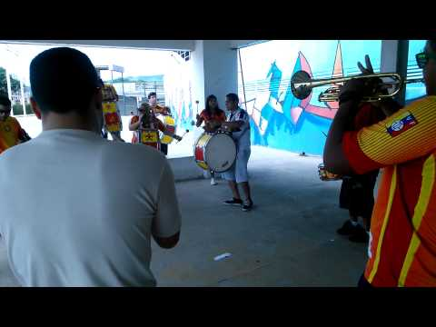"""Se parece mas a ti - La banda del General"" Barra: La Impertinente • Club: Anzoátegui"