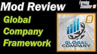 Mod Review - Global Company Framework