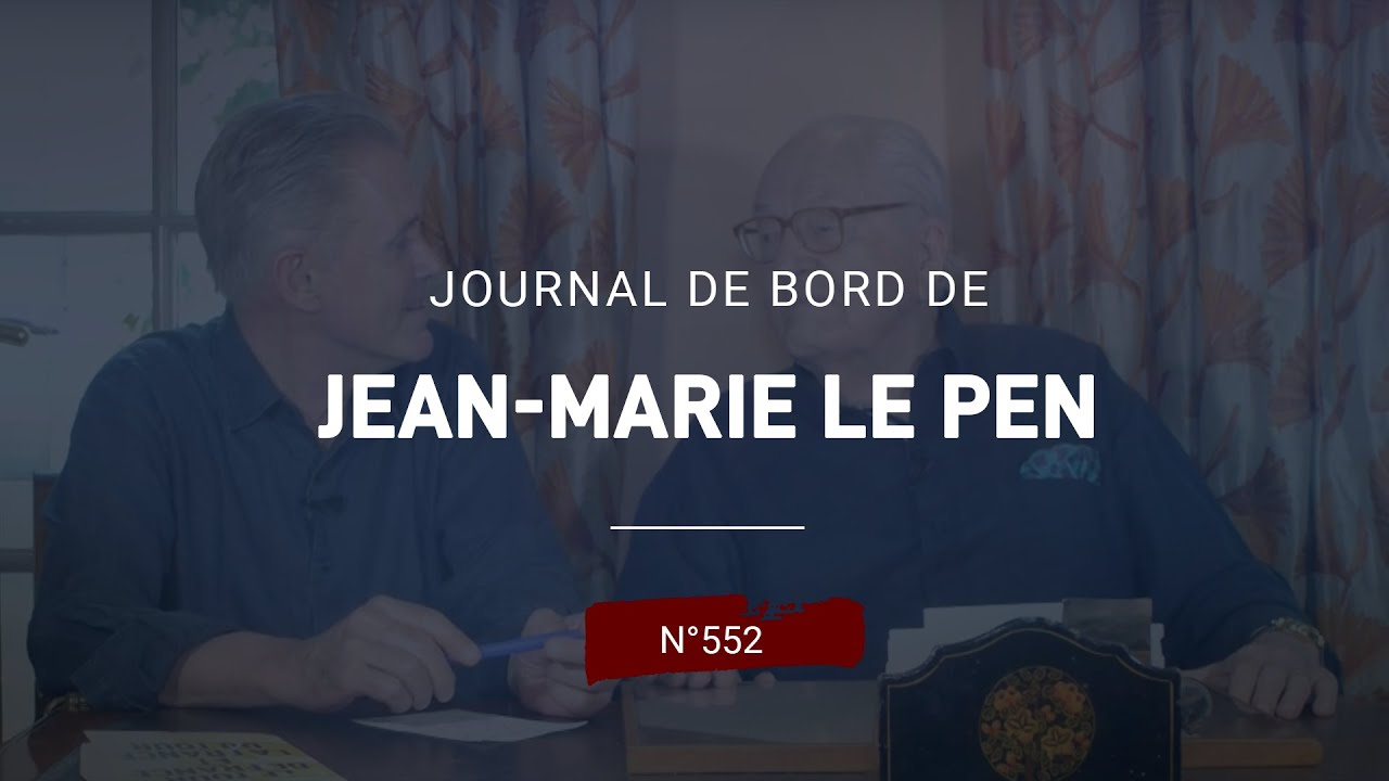 Journal de bord n°552