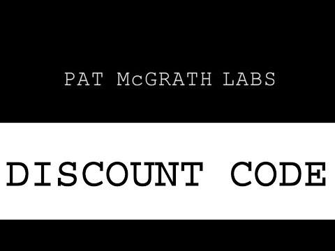 Pat Mcgrath Coupon Code April 2019 25 Off Discountreactor
