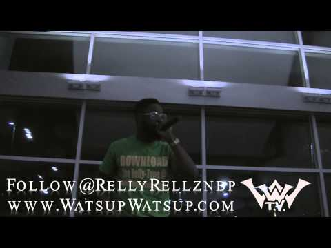 Relly Rellz Performing @ Awards in ATL