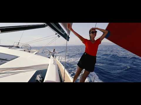 Beneteau Oceanis 46.1 video