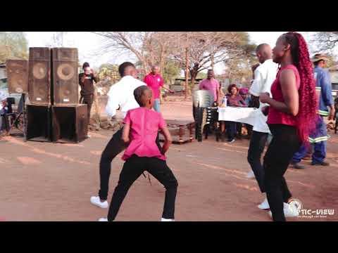 Serowe wedding dance highlights