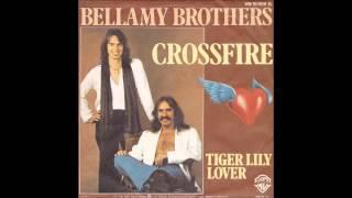 BELLAMY BROTHERS - CROSSFIRE (Originalsingle von 1977)