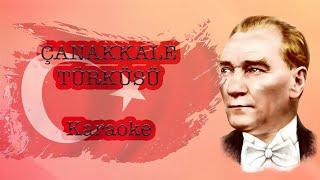 Çanakkale Türküsü Karaoke